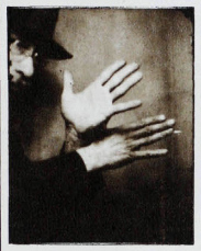 Joseffy's Hands, from The Sphinx, Vol. 30 No. 3, May 1931