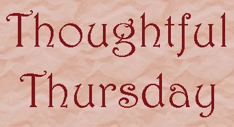ThoughtfulThursday