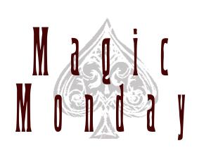 MagicMonday