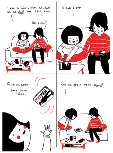 Soppy by Philippa Rice, pg 70
