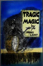 Tragic Magic Cover