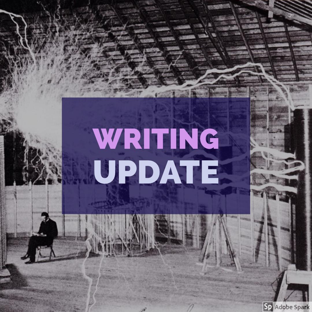 Writing Update pic