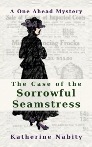 Cover for The Case of the Sorrowful Seamstress